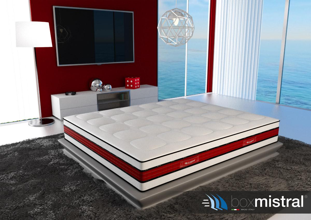 Casa Del Materasso Lugo casa del materasso lugo: materassi, mistral bianco rosso